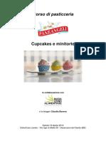 Cupcakes e Minitorte