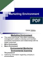 2.Marketing Environment