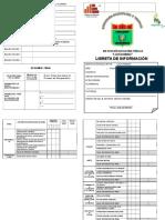 Tarjeta de Informacion Secundaria