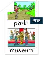 Flashcards tentang public placees
