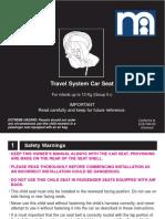 Autobaby Car Seat