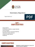 Clase 1 Carga Electrica