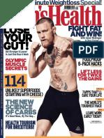 Mens Health September 2016 UK