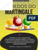eBook Segredos Do Martingale na Lotofácil