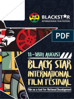 Black Star International Film Festival 18(BSIFF) e-magazine