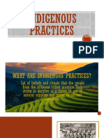 Indigenous Practices