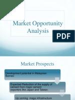 Market Opportunity Analysis 897 RIDOY