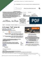 2.3l Ranger _full_ Turbo Kit - Ranger-Forums - The Ultimate Ford Ranger Resource