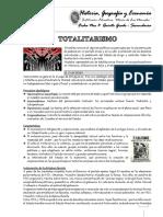Ficha 3 Totalitarismo