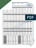Model Paper Set 1 MA Level 5 1