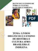 Formação Continuada Saberes e Fazeres Afro-brasileiros e Indigenas Na Sala de Aula