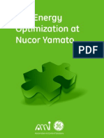 EAF Energy Optimization at Nucor Yamato