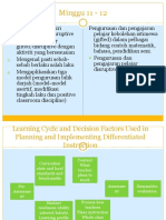 Pengurusan & Pengajaran Pelajar