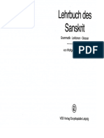 10 Lehrbuch des Sanskrit Grammatik, Lektionen, Glossar.pdf