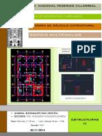 7. Memoria de Calculo Estructuras III