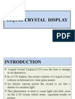 Unit IV - LCD