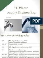 4b Bulk Water Meter Installation in Chamber Guidelines