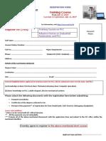 Registration Form PLCextended