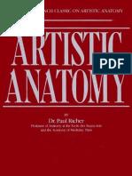 266603599 Artistic Anatomy Paul Richer