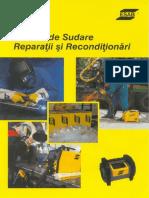 58849861 Manual de Sudare Reparatii Si Reconditionari