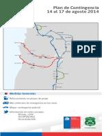 Plan de Contingencia Vial 15 Agosto