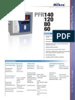 Mikro - Power Factor Regulator