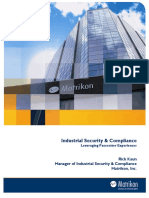 Industrial_security and Compliance
