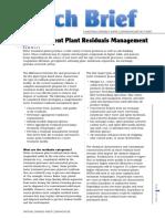 Water Treatment Plant Residuals Management.pdf