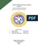 Resume Sistem Informasi Manajemen -1