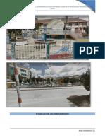 Panel Fotografico Del Supervisor - Parque Infantil San Juan