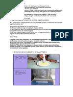 Procedimiento Práctico de Lluvia Acida
