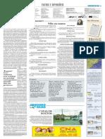 [Artigo] Aterro Zero - Jornal - Cruzeiro Do Sul
