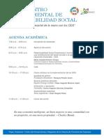 Agenda Final IV Encuentro Departamental de Responsabilidad Social (1) (1)