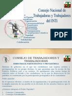 Consejos de Trabajadores y Trabajadoras del INTi del 2016