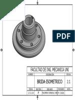 brida n3 isometrico