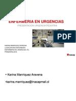 Presentacion Urgencia Pediatria 2018