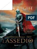 L'Assedio. Costantinopoli 1453 - Jack Hight.epub