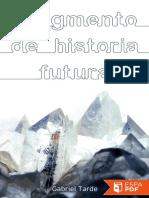 Fragmento de Historia Futura - Gabriel Tarde (5)