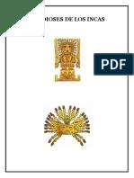 Dioses Incas
