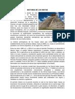 HISTORIA de LOS MAYAS, Periodo PreClasico, Clasico, Post Clasico