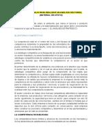 Guiì a de Trabajo Para Realizar Un Analisis Sectorial (1)