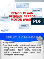 Pengelolaan Bengkel Sepeda Motor (Pbsm)