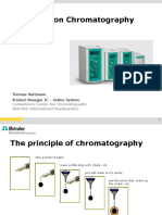 Basics of Ion Chromatography