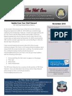 DCPU - CID Newsletter - November 2018