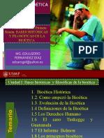 1° Clase.  Introducción a la Bioestadística