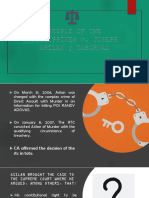 Ppl vs Asilan (Sec. 9, Rule 117)