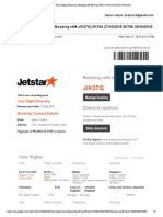 Gmail Jetstar Flight Itinerary for Booking Ref JIK37Q 3K764 27-10-2018 3K765!29!10 2018 3