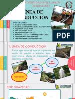 Tema 8 - Cálculo de Línea de Conducción - Diapositivas - PDF
