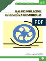 Población, Edu. y Desarrollo en El Salv. - Completo (1)