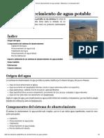 Red de abastecimiento de agua potable - Wikipedia, la enciclopedia libre.pdf